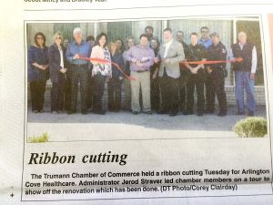 Ribbon Cuttings Trumann Area Chamber Of Commerce