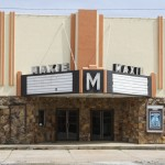 outside picture of maxie theatre