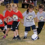 youth league soccer players