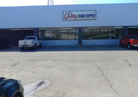 Quality Farm Supply store front
